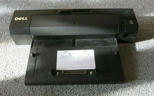Dell Latitude 35RXK PR03X E-Port Plus Port Replicator USB Laptop Docking Station